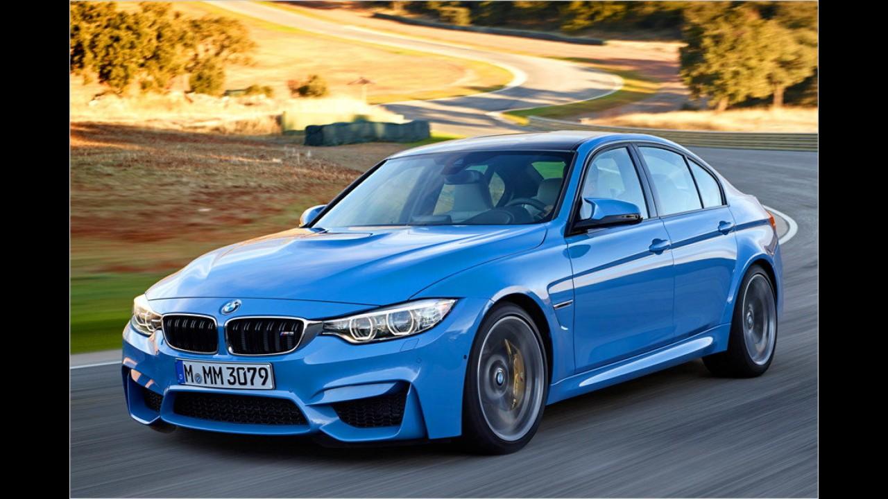 BMW M3 Competition DKG