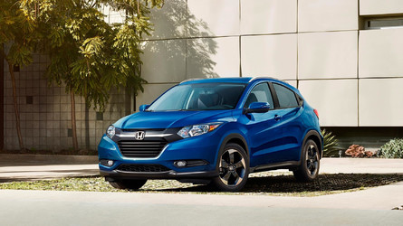 2018 Honda HR-V Debuts In New Color, Hopes To Keep Sales Crown