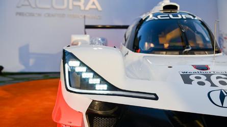 Pörölycápa lett az Acura új versenyautója, az ARX-05 DPi
