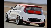 Nova geração do Kia Soul chega no fim de 2013 com forte inspiração no conceito Trackster