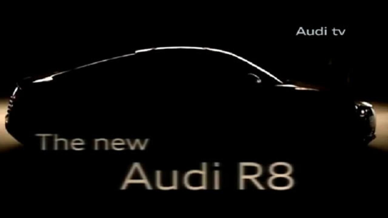 Audi divulga teaser do Novo R8 em vídeo que conta a história do superesportivo