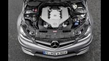 Novo Mercedes C63 AMG já está a caminho
