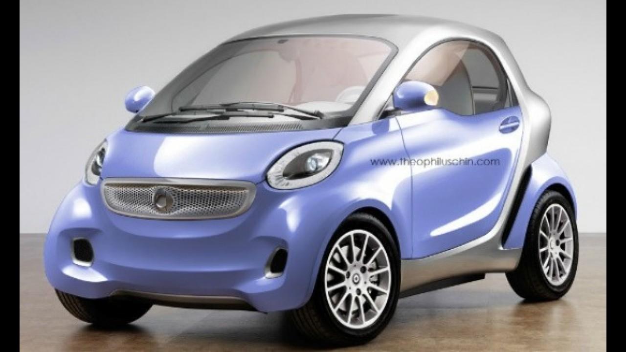 Smart ultrapassa 100 mil unidades vendidas em 2011