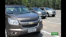 Nova S10 2012 - Preços começam em R$ 58.868 - Veja tabela completa