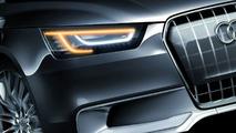 Official: Audi A1 Sportback Concept Unveiled