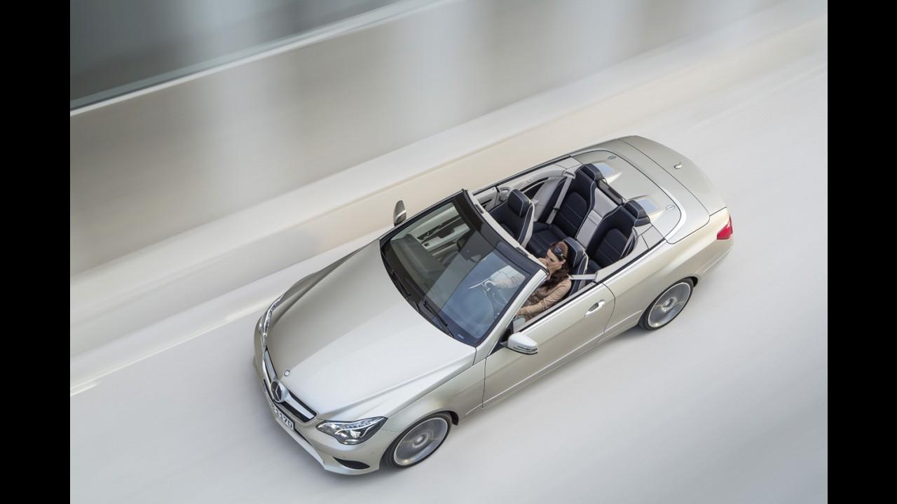 Mercedes revela novos Classe E Coupé e Cabrio