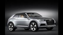 Audi confirma topo de linha Q8 para brigar com Range Rover Sport