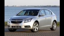 GM admite que errou em não ter lançado o Cruze Hatch nos Estados Unidos