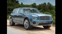 Bentley EXP 9 F Concept com visual atualizado pode aparecer ainda neste ano