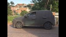 Fiat Mobi deve ser o nome do X1H, novo compacto sucessor do Mille