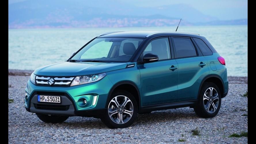 Suzuki promete colocar seis novos modelos no mercado até 2017