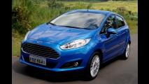 Argentina: Fiesta é segundo em abril de destaque da Ford