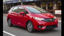 Honda Fit ganha reforço na segurança após nota baixa em teste de colisão