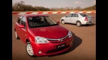 Toyota já vendeu 100 mil veículos no Brasil em 2012