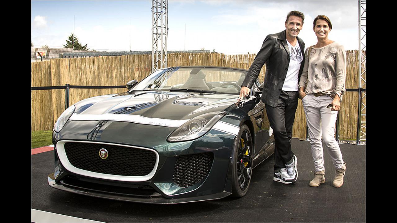 Mark Keller und Anja Kling: Jaguar