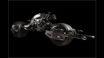Lust auf Batmans Bike?