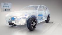 Volvo offensive électrique