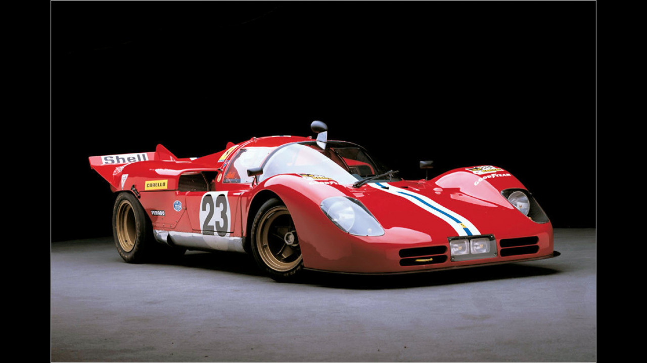 Ferrari 512 S: Le Mans (1971)