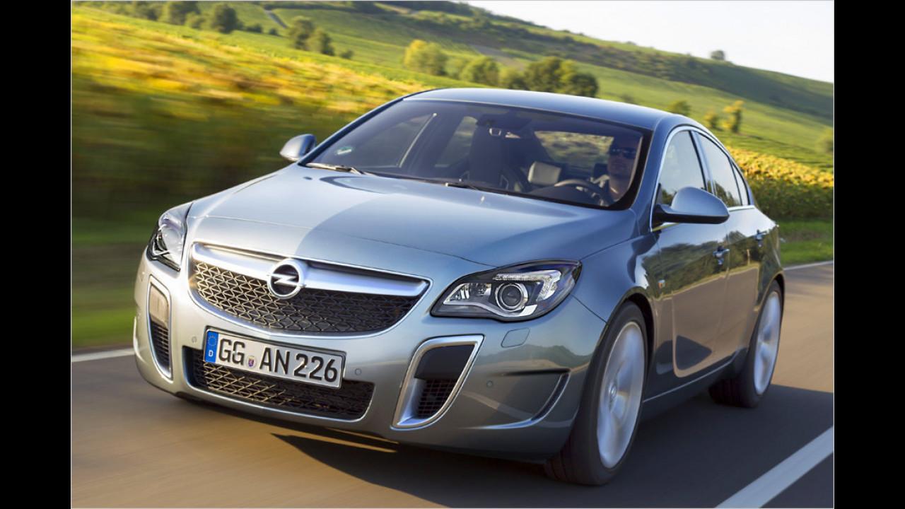 Opel Insignia OPC Limousine