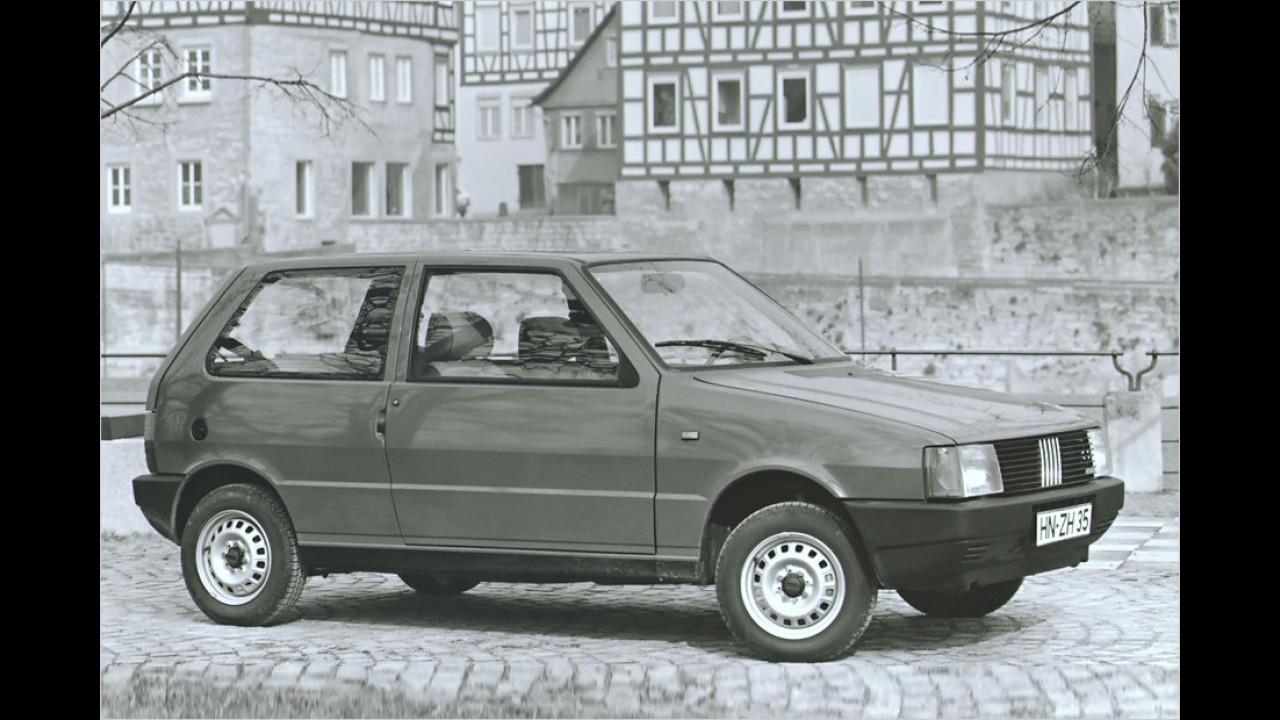 30 Jahre Fiat Uno