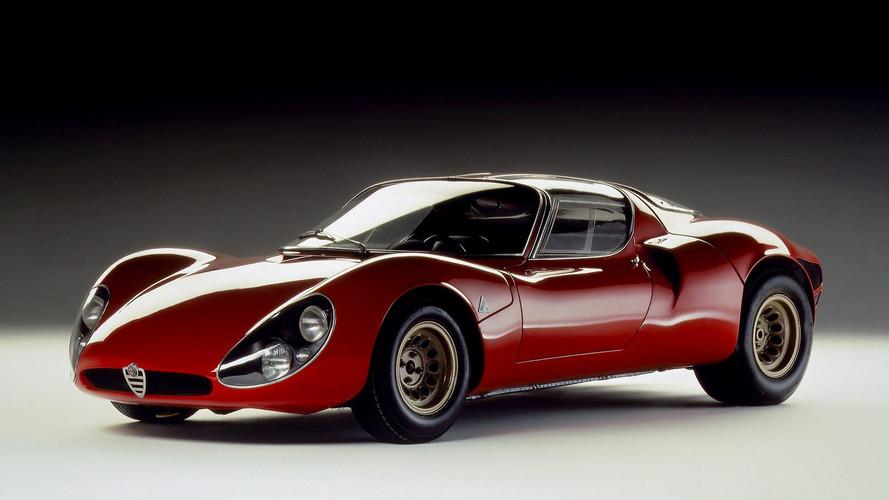 Alfa Romeo - Une exposition pour les 50 ans de la 33 Stradale