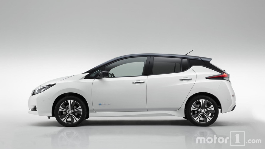 Nissan Leaf 2018 vs Nissan Leaf 2014