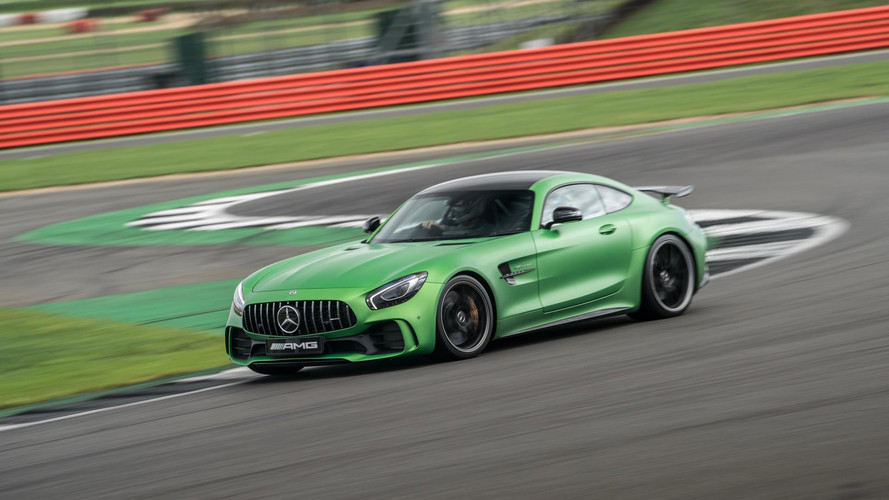 50 years of AMG: Driving the Mercedes-AMG GT R