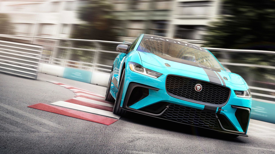 Michelin partners with Jaguar for I-Pace eTrophy