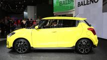 2018 Suzuki Swift Sport live images