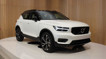 2018 Volvo XC40 - Helyszíni képek a bemutatóról