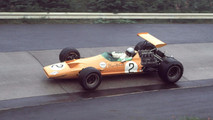 1968 : BRM et Ford