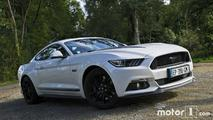 Essai - Ford Mustang V8 BlackShadow Edition