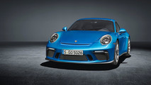 Porsche 911 GT3 Touring Package leaked official image