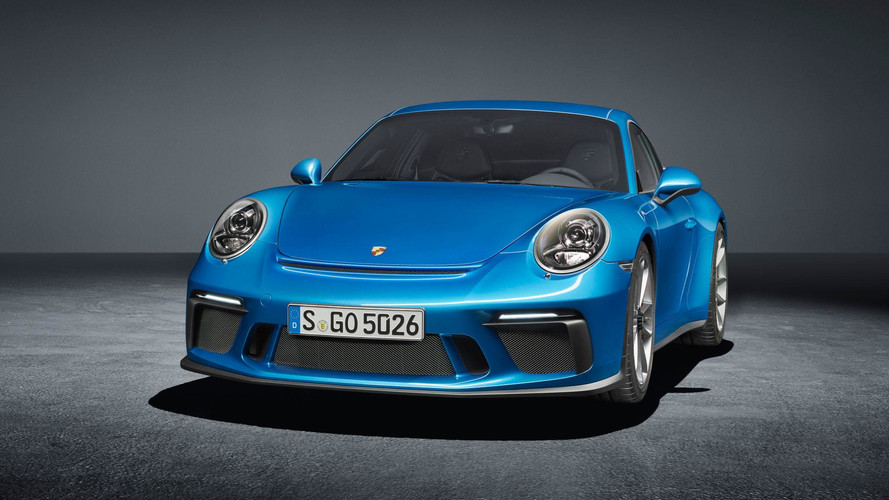 Porsche 911 GT3 Touring Package (imágenes oficiales)