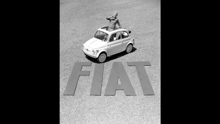 Fiat 500: un po' di storia...