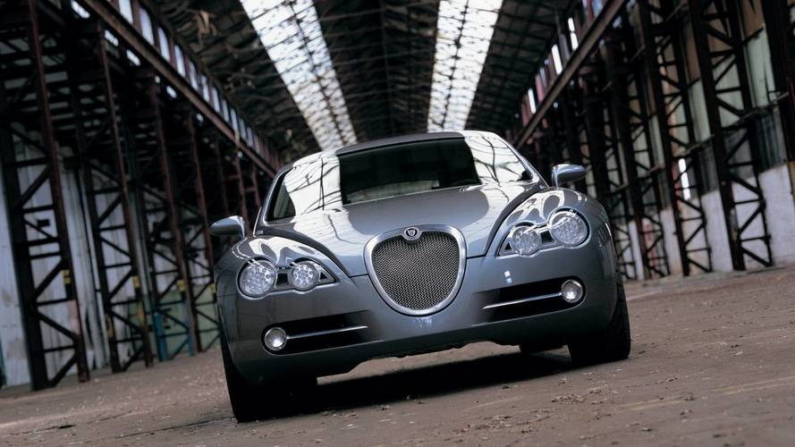 2003 Jaguar R-D6 konsepti