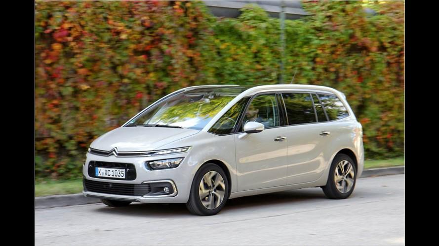 Dicke Eleganz von Citroën