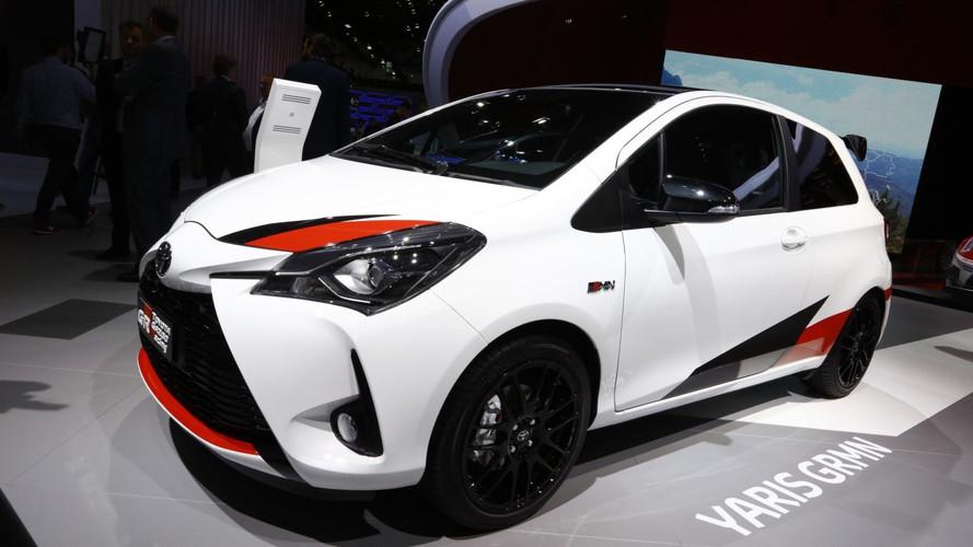 Toyota Yaris GRMN: Official Photos