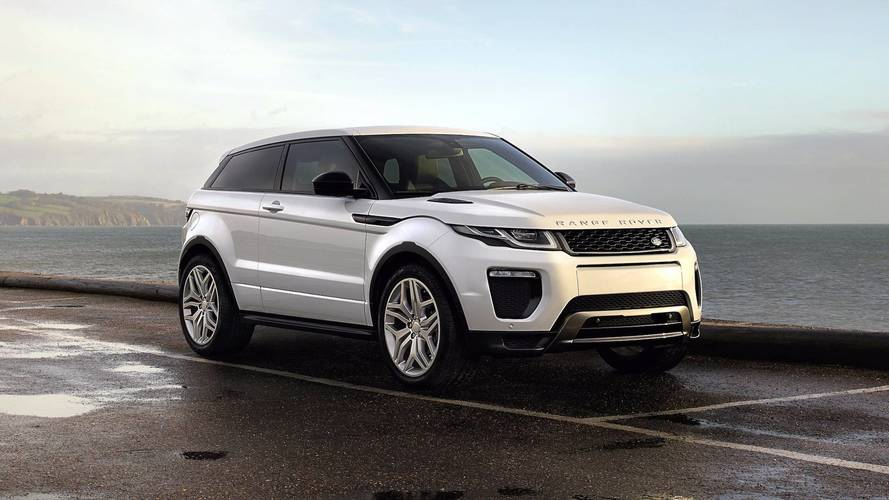 Three-Door Range Rover Evoque Axed In The U.S.