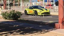 2018 Aston Martin Vantage Spy Photos