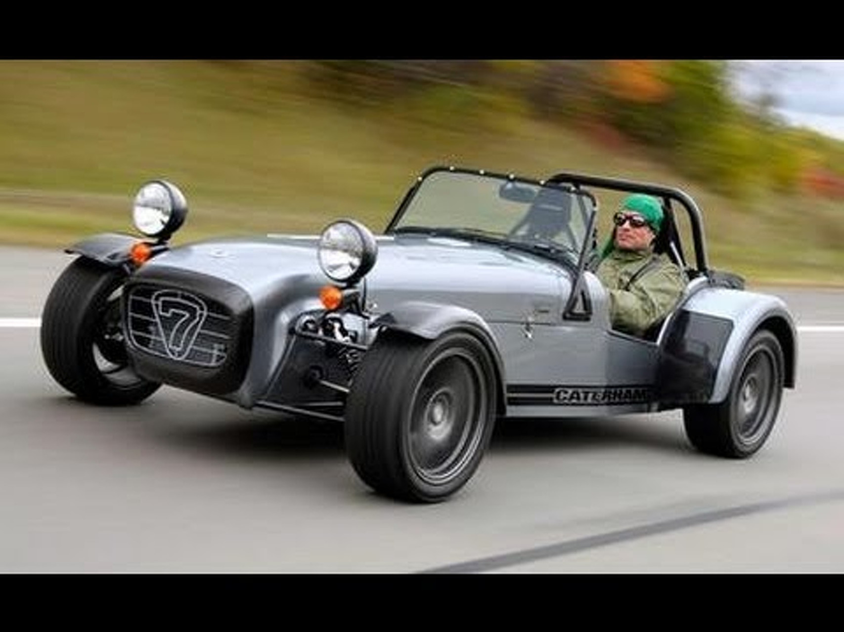 2008 Caterham 7 Superlight R400 - Car and Driver