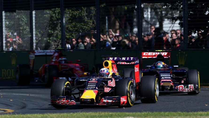 Furious Red Bull finding little support