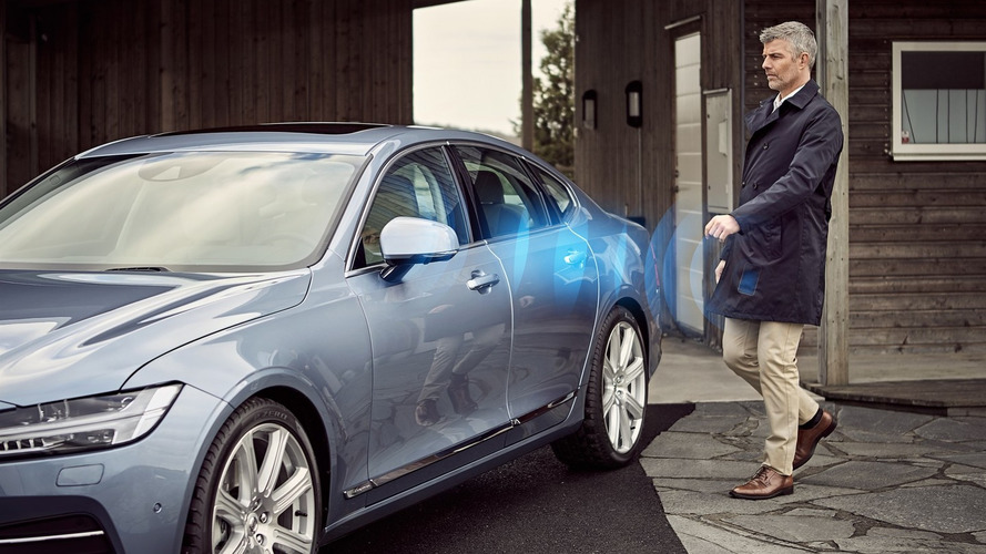 Volvo to sell literally keyless cars starting 2017 [video]