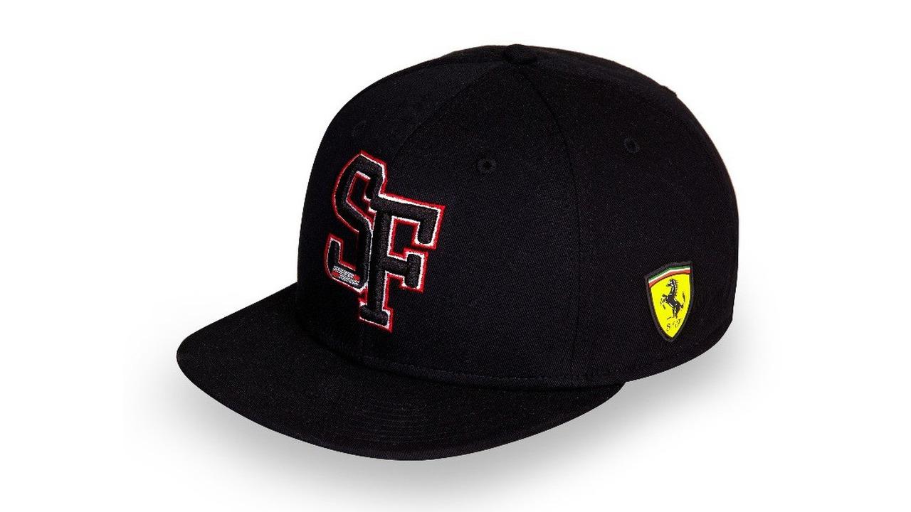 Scuderia Ferrari 2016 flat brim sf cap