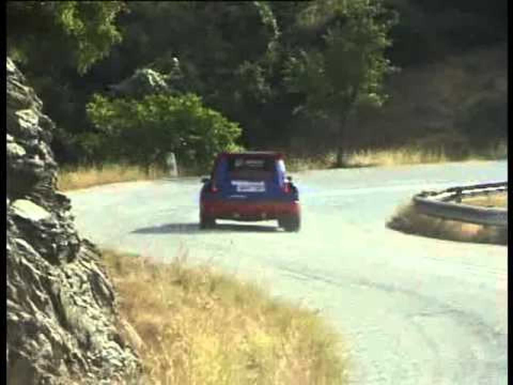 RENAULT 5 MAXI TOP-MAG MANOLOPOULOS RALLY DETH