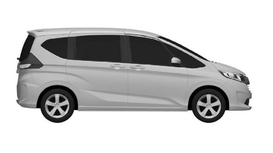 2017 Honda Freed patent