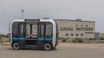 Local Motors Olli