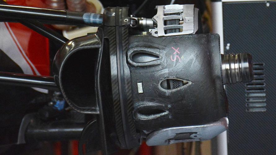 Bite-size tech: Ferrari SF16-H front brakes