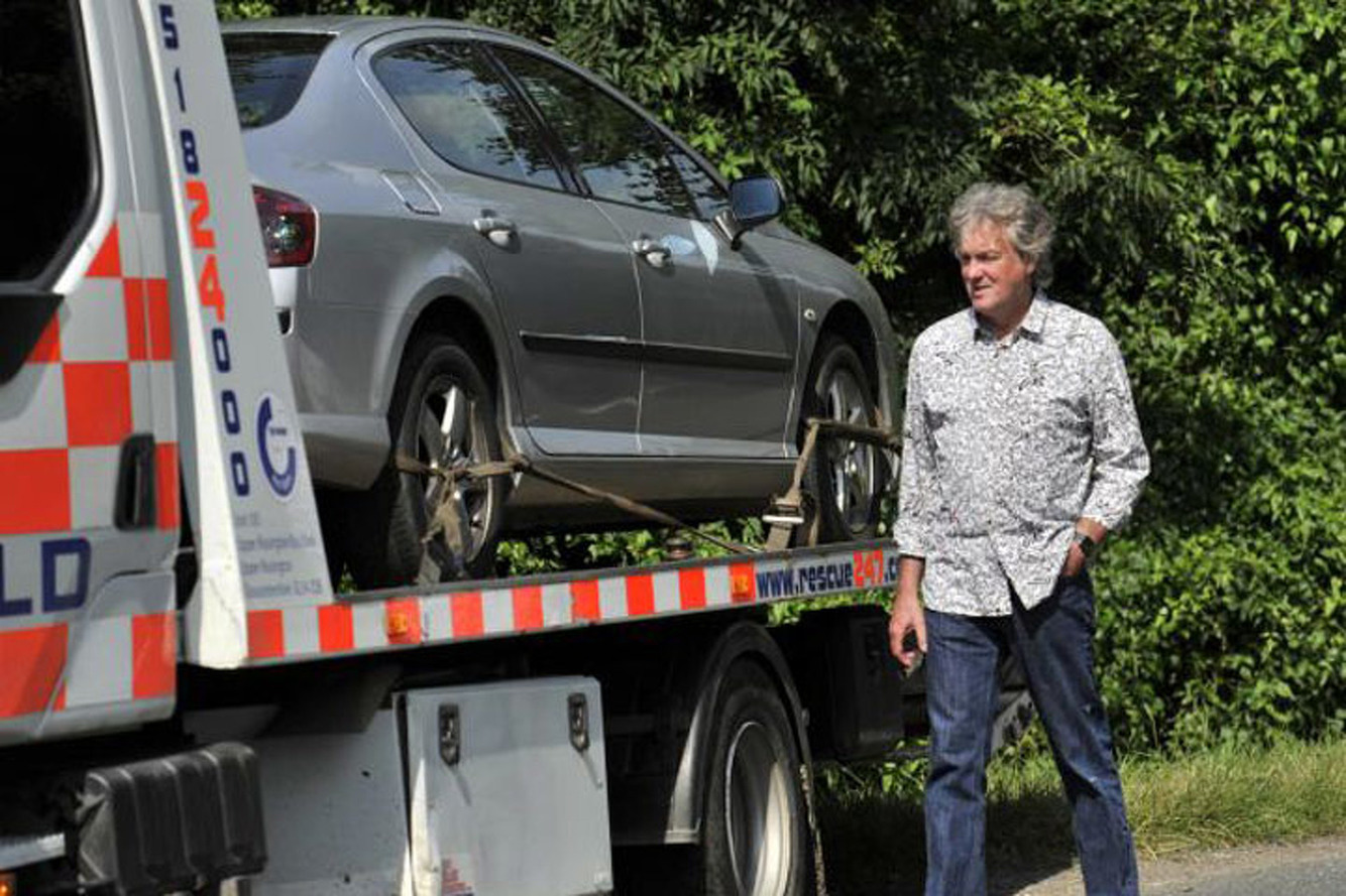 Top Gear Under Fire After Filming Near a Fatal Accident