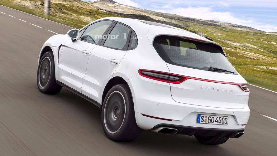 Porsche Majun render